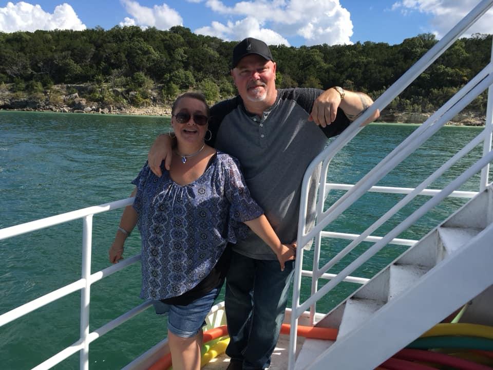 Richard Weberg & April Weberg