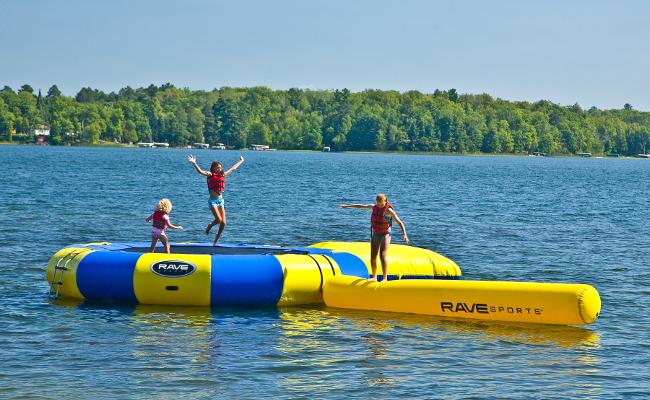 Broadwater Lodge activities
